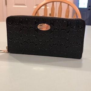 Nearly New Coach Wallet